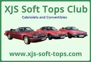 XJS Soft Tops Club Logo