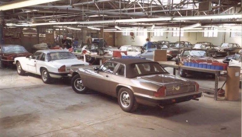 XJ-SC Production Figures