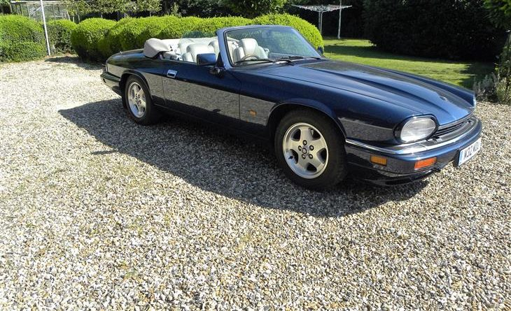 Story of how an XJS Convertible was acquired
